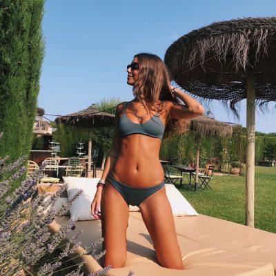 Bikini bottom Clara