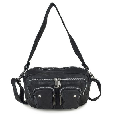Bolso Ellie Washed Black NÚNOO
