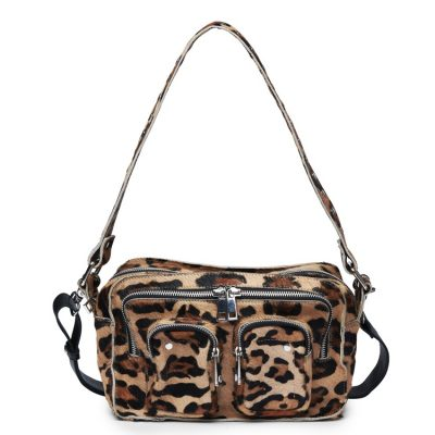 Bolso Ellie Hair-On Leo