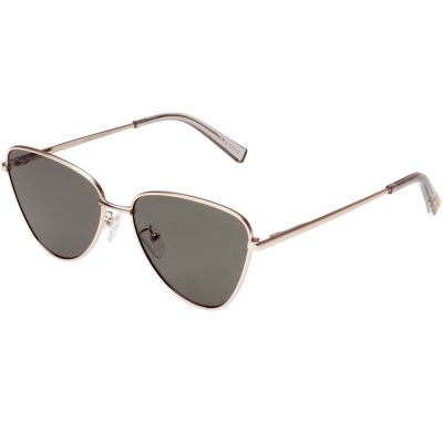 Echo Black Gold sunglasses LE SPECS