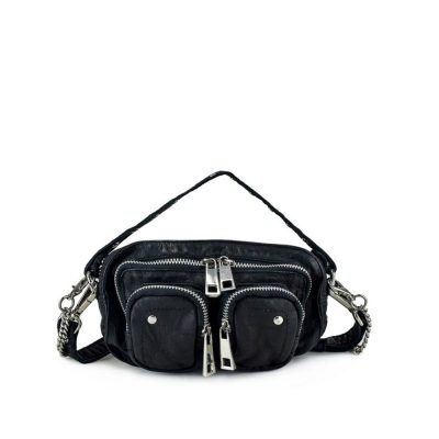 Helena washed black bag NÚNOO
