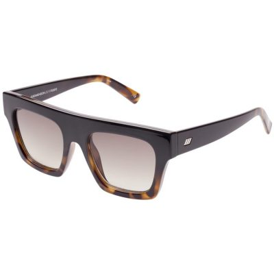 Subdimension Black Tort sunglasses LE SPECS
