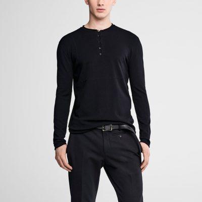 Henley sweater SARAH PACINI