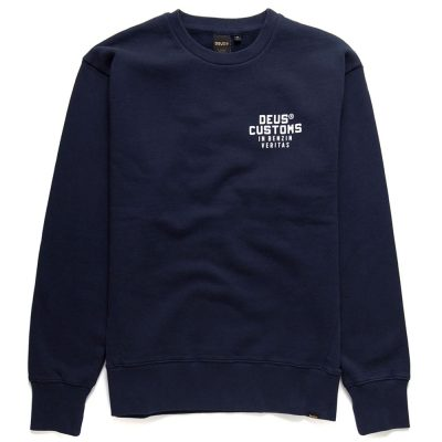 Octane Reignbow Crew Sweatshirt DEUS EX MACHINA