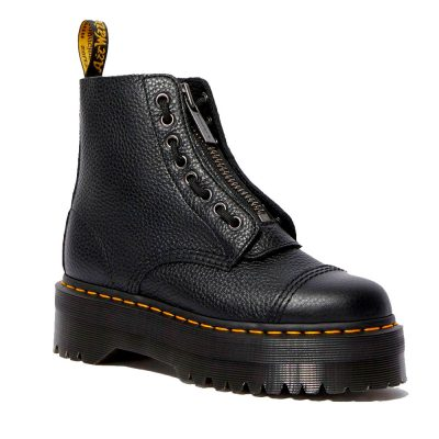 SINCLAIR Black Aunt Sally Boot DR. MARTENS