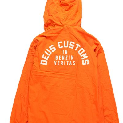 Deckard Packable Anorak DEUS EX MACHINA
