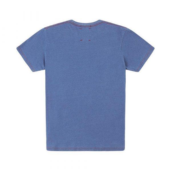 Camiseta Shield Indigo