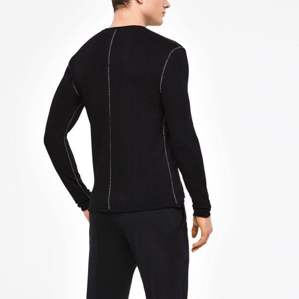 Suéter sobrecosturado SARAH PACINI