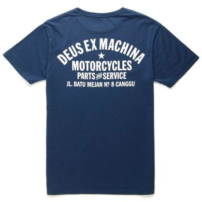 Canggu Address Tee DEUS EX MACHINA