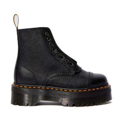 Bota SINCLAIR color negro Aunt Sally