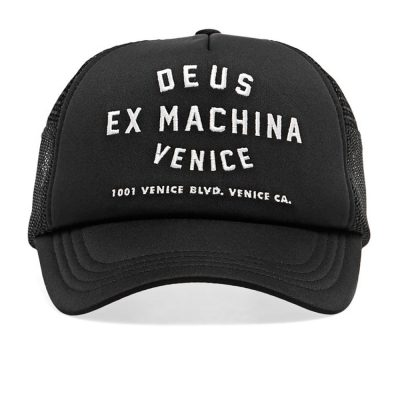 Gorra Venice Address DEUS EX MACHINA