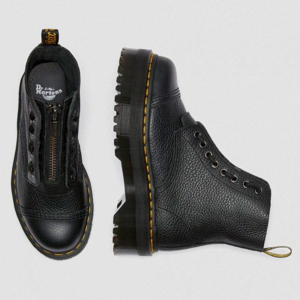 SINCLAIR Black Aunt Sally Boot