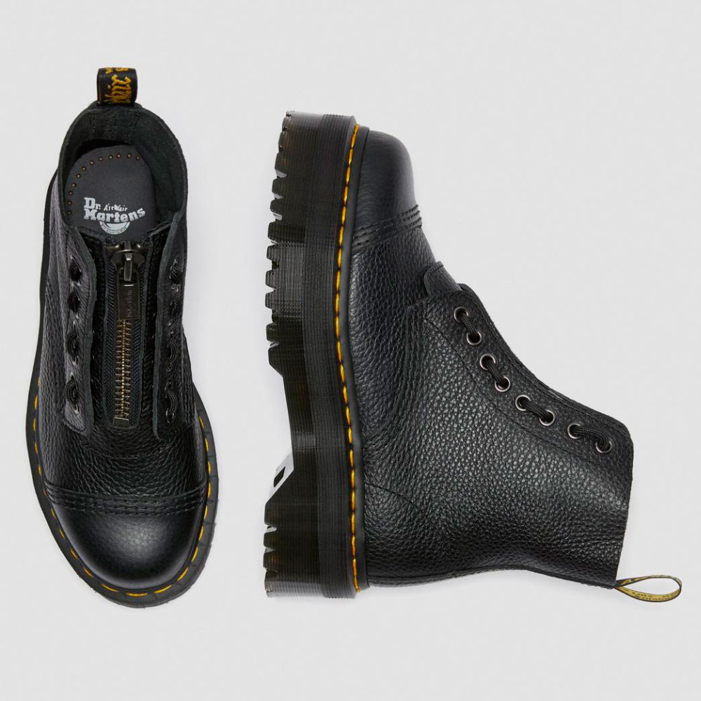 wide range great discount quality SINCLAIR Black Aunt Sally Boot DR. MARTENS - TANNGO