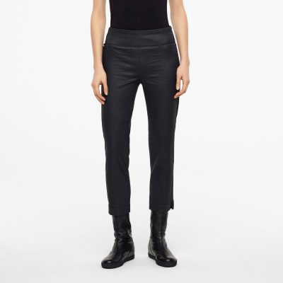 City Fit pants in black SARAH PACINI