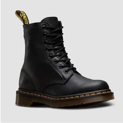 Bota 1460 PASCAL VIRGINIA Color negro DR. MARTENS