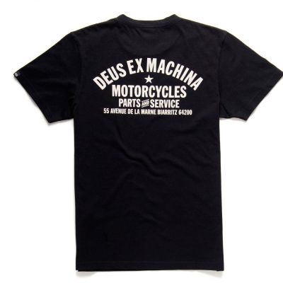 Biarritz Address Tee DEUS EX MACHINA