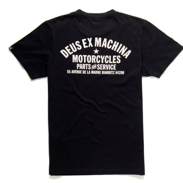 Camiseta Biarritz Address DEUS EX MACHINA