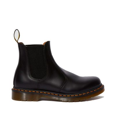 Bota Chelsea 2976 SMOOTH Color negro DR.MARTENS