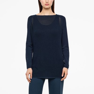 Long sweater Dahlia  SARAH PACINI