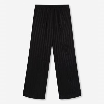 Pantalones de viscosa a rayas ALIX THE LABEL