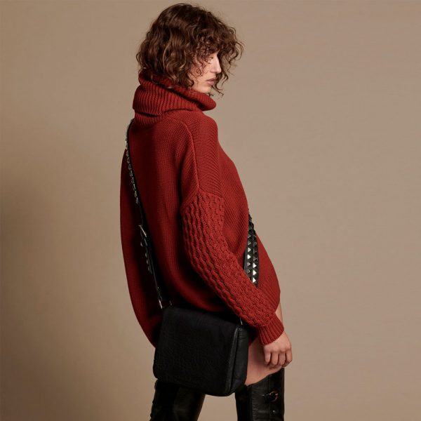 Jersey Rider Roll Neck ONE TEASPOON