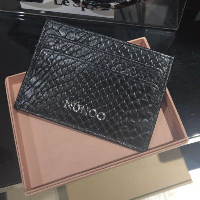 Credit card holder NÚNOO