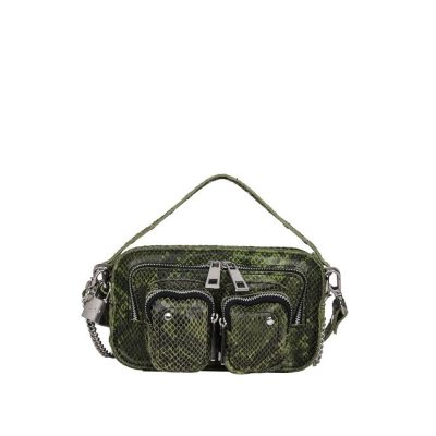 Helena green snake bag NÚNOO