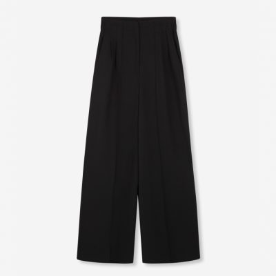 Black wide leg pants ALIX THE LABEL
