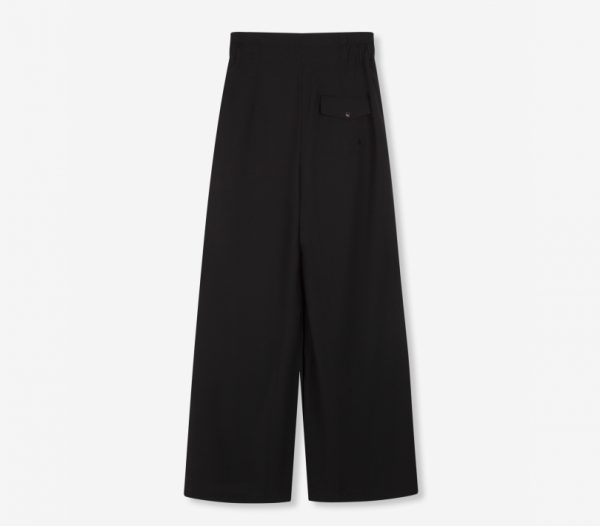 Pantalones negros anchos ALIX THE LABEL