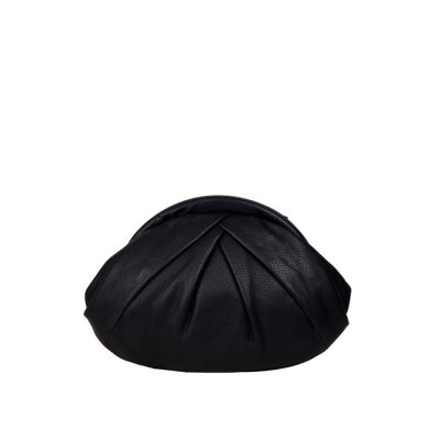 Bolso Saki smooth black NÚNOO