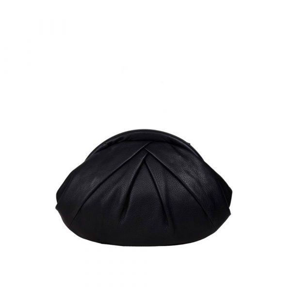 Bolso Saki smooth black NÚNOO