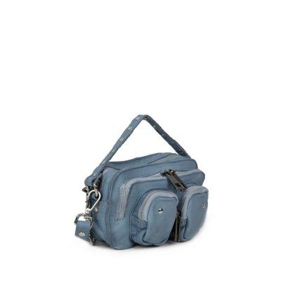 Bolso Helena washed light blue