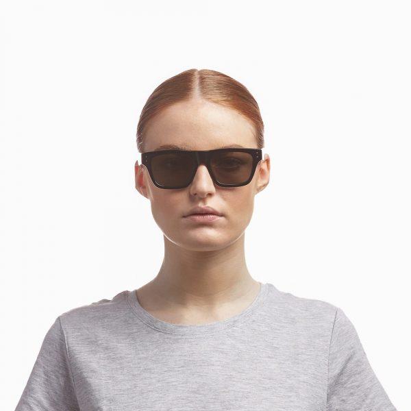 Gafas de sol Motif Black LE SPECS