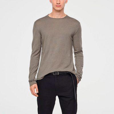 Suéter de lino