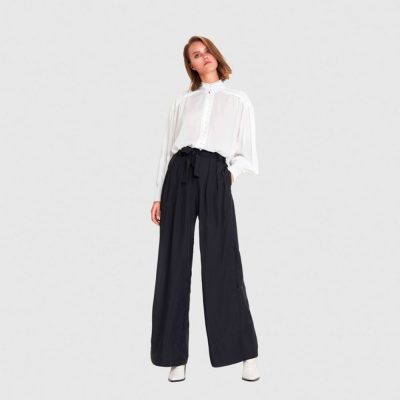 Pantalones anchos de tiro alto ALIX THE LABEL
