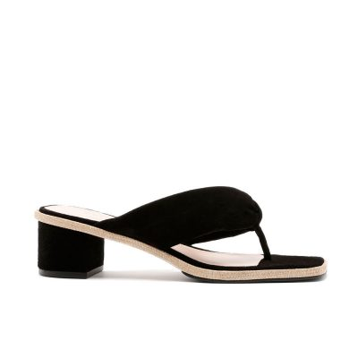 Ana black sandal SCHUTZ