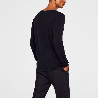 Light spring Henley sweater SARAH PACINI