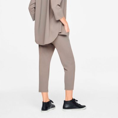 Summer cropped pants SARAH PACINI