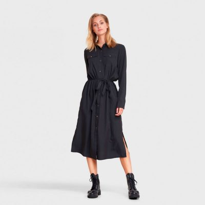 Black tunic dress ALIX THE LABEL