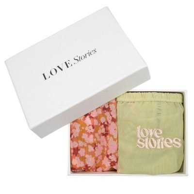 Pack de 2 braguitas Roomservice Isabel Shelby LOVE STORIES