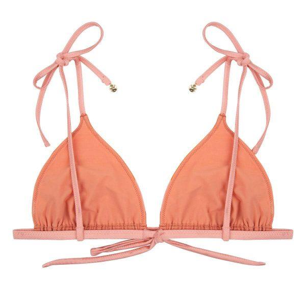 Joy Peach bikini top