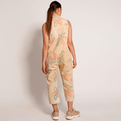 Braxton tropical jumpsuit ONE TEASPOON