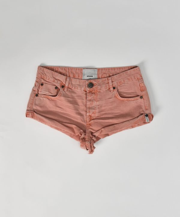 Shorts Bandits coral crush