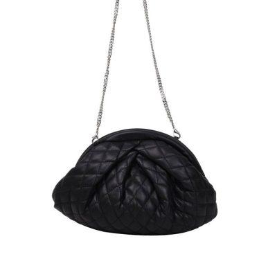 Bolso Saki silky black NÚNOO