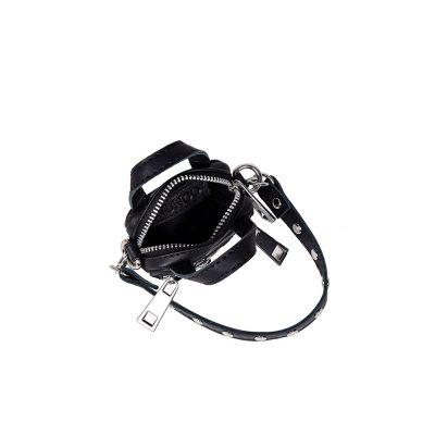 Bolso Mini mini Donna silky black